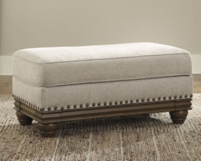 Harleson Signature Design by Ashley Ottoman