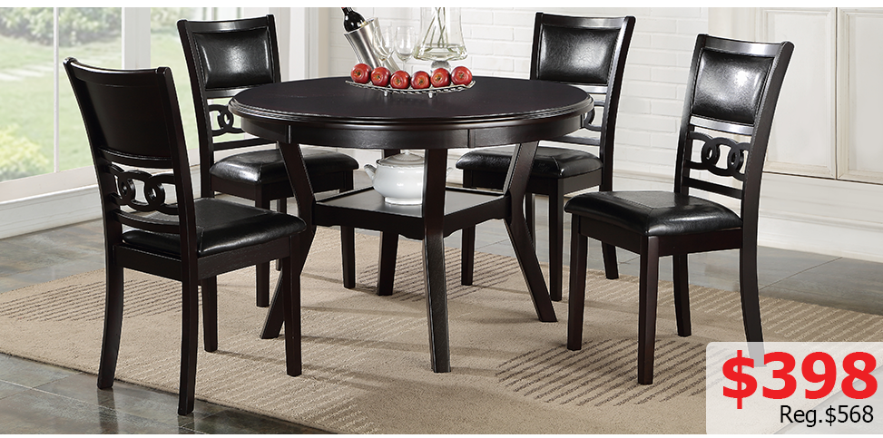 Special Order #1 - Table + 4 chairs