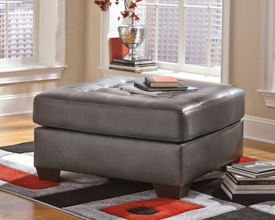 Alliston Signature Design by Ashley Ottoman