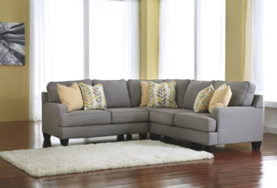 Chamberly Signature Design by Ashley 3-Piece Sectional