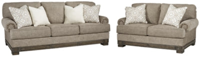 Einsgrove Signature Design 2-Piece Living Room Set