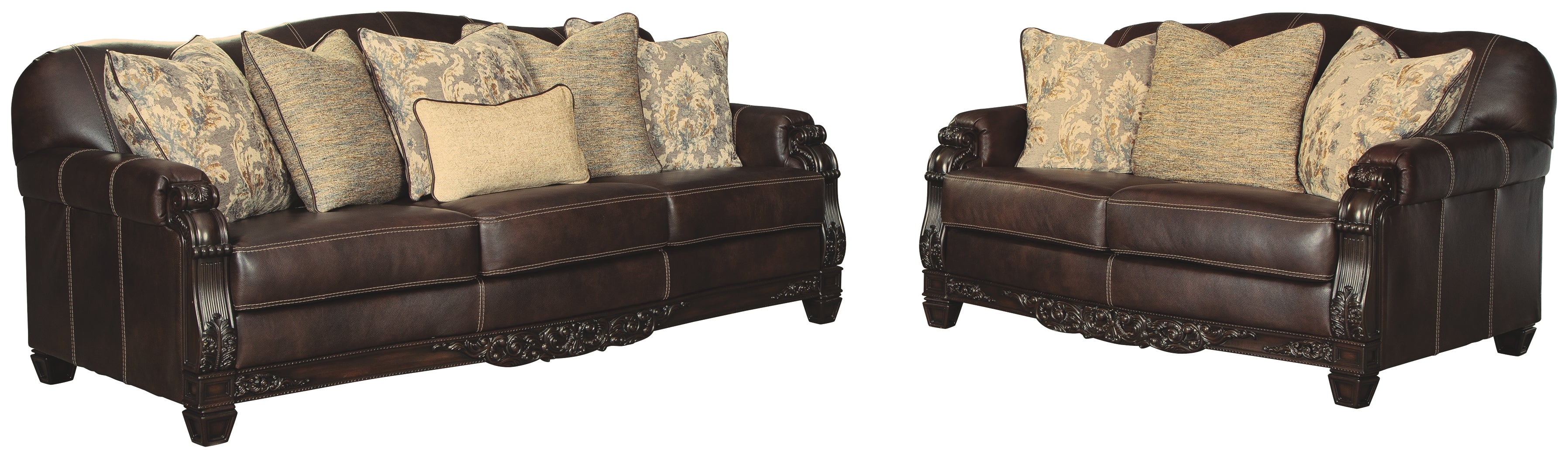 Embrook Signature Design 2-Piece Upholstery Package
