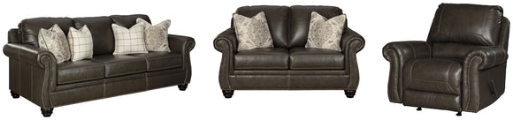 Lawthorn Signature Design 3-Piece Upholstery Package