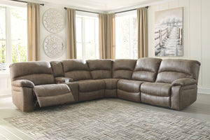 Segburg Benchcraft Sectional