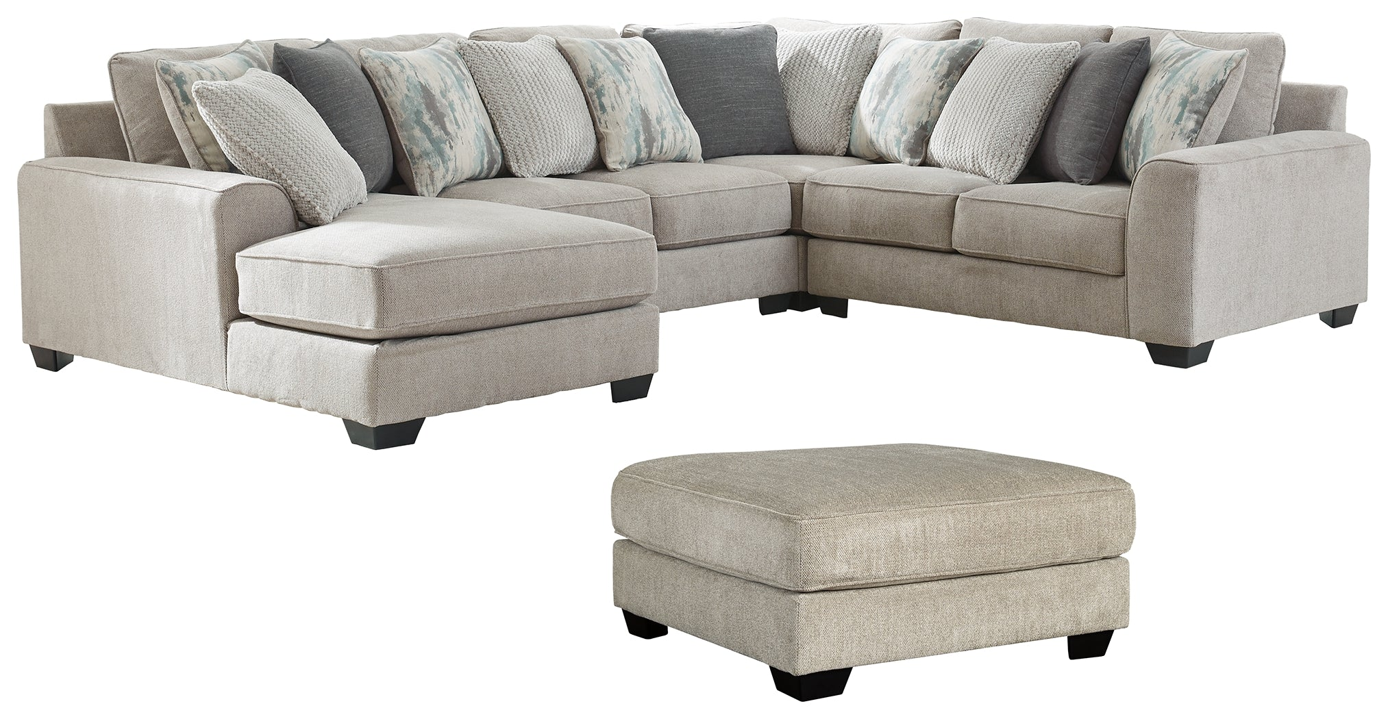 Ardsley Benchcraft 5-Piece Upholstery Package