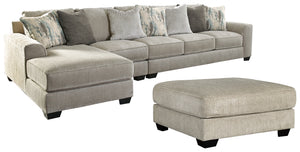 Ardsley Benchcraft 4-Piece Upholstery Package