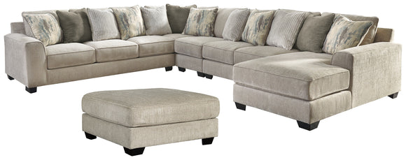 Ardsley Benchcraft 6-Piece Upholstery Package