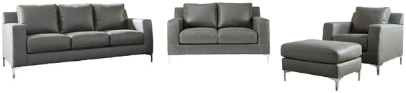 Ryler Signature Design 4-Piece Upholstery Package