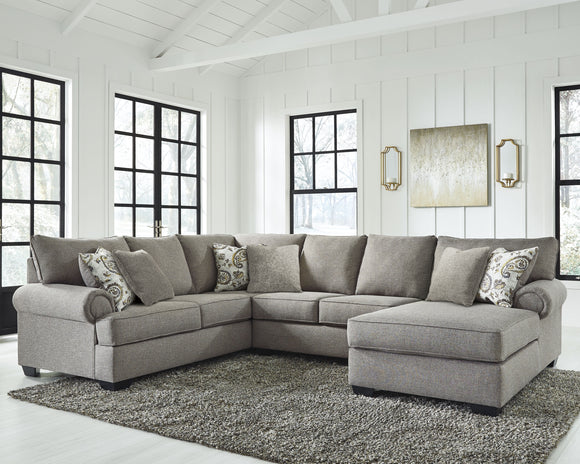 Renchen Benchcraft Sectional