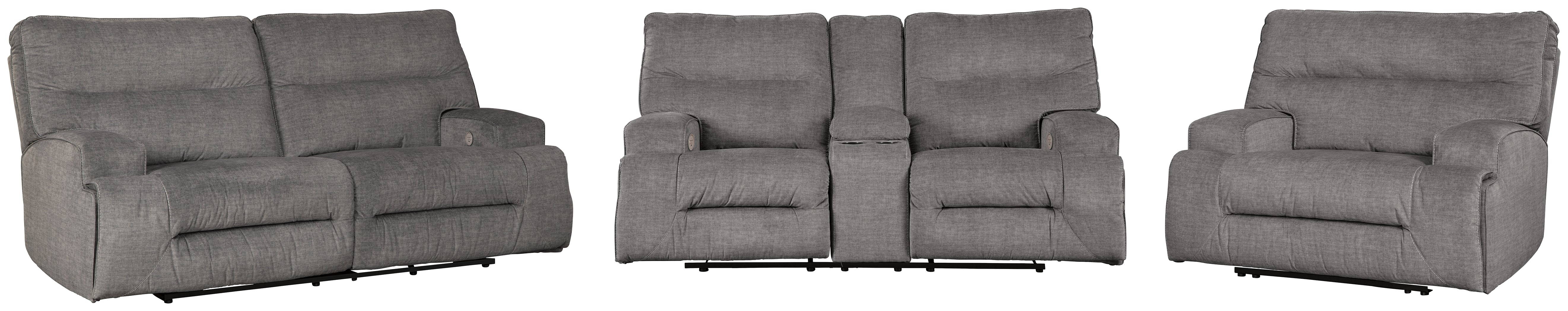 Coombs Signature Design 3-Piece Upholstery Package