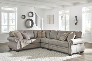Olsberg Signature Design by Ashley 3-Piece Sectional