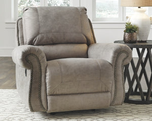 Olsberg Signature Design by Ashley Recliner