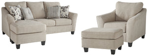 Abney Benchcraft 3-Piece Upholstery Package