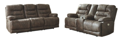 Welsford Signature Design  2-Piece Living Room Set