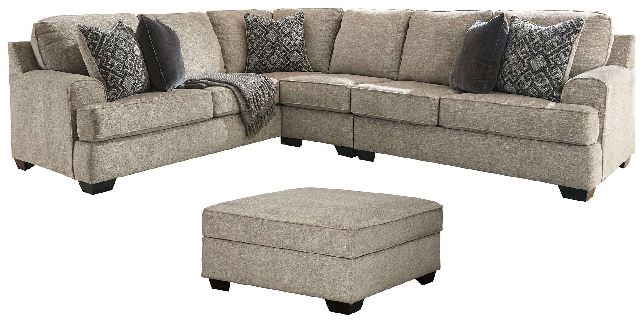 Bovarian Signature Design 4-Piece Upholstery Package