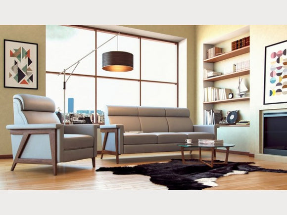 Lithium Sofa Set 2pcs
