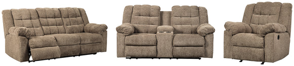 Workhorse Signature Design 3-Piece Upholstery Package