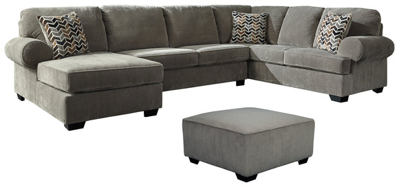 Jinllingsly Signature Design 4-Piece Upholstery Package