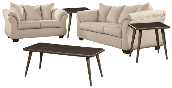 Darcy Signature Design 5-Piece Upholstery Package