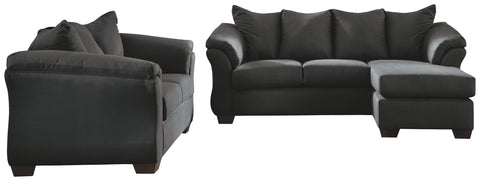 Darcy Signature Design 2-Piece Upholstery Package
