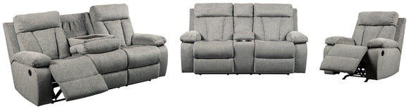 Mitchiner Signature Design 3-Piece Upholstery Package