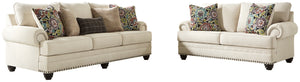 Harrietson Signature Design 2-Piece Upholstery Package