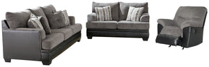 Millingar Signature Design 3-Piece Upholstery Package
