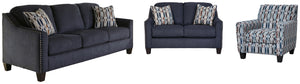 Creeal Heights Benchcraft 3-Piece Upholstery Package