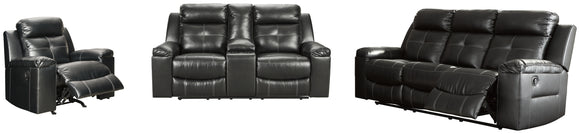 Kempten Signature Design 3-Piece Upholstery Package