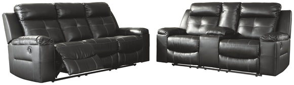 Kempten Signature Design 2-Piece Upholstery Package