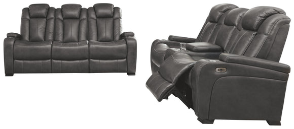 Turbulance Signature Design 2-Piece Upholstery Package