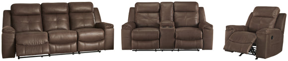 Jesolo Signature Design 3-Piece Upholstery Package