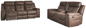 Open image in slideshow, Jesolo Signature Design 2-Piece Upholstery Package
