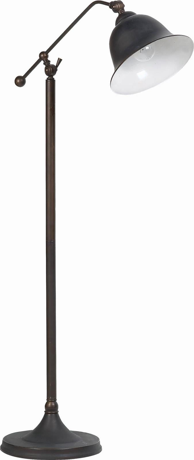 Casual Dark Bronze Lamp
