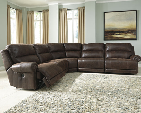 Luttrell Benchcraft Sectional