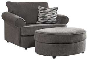 Allouette Benchcraft 2-Piece Upholstery Package
