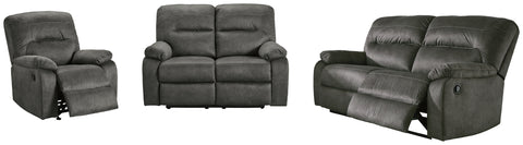 Bolzano Benchcraft 3-Piece Upholstery Package