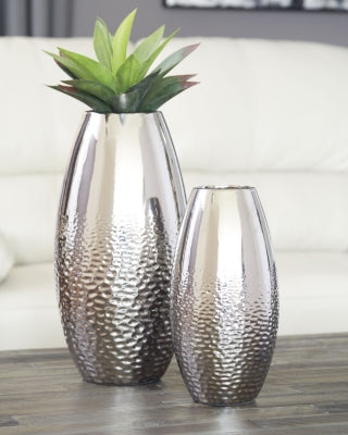 Dinesh Signature Design by Ashley Vase Set of 2