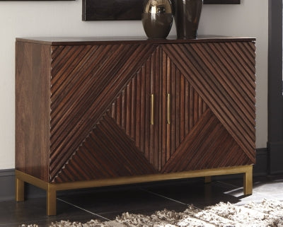 Forestmin Signature Design by Ashley Cabinet