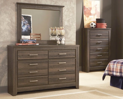 Juararo Signature Design by Ashley Youth Dresser and Mirror