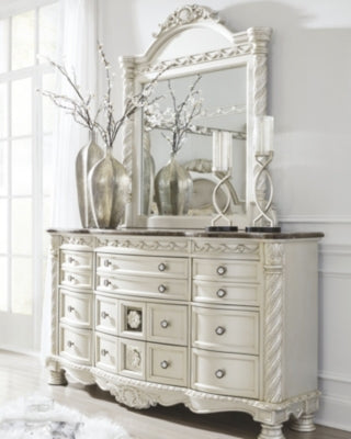 Cassimore Signature Design by Ashley Dresser and Mirror