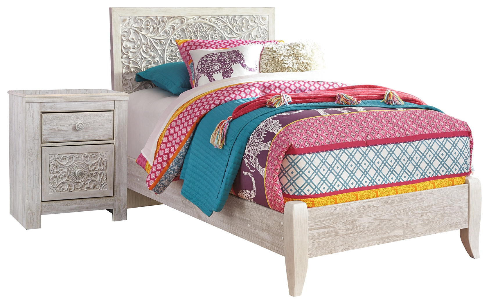 Paxberry Signature Design 4-Piece Bedroom Package