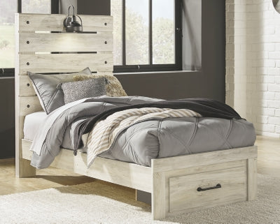 Cambeck Signature Design by Ashley Bed with Storage Drawer