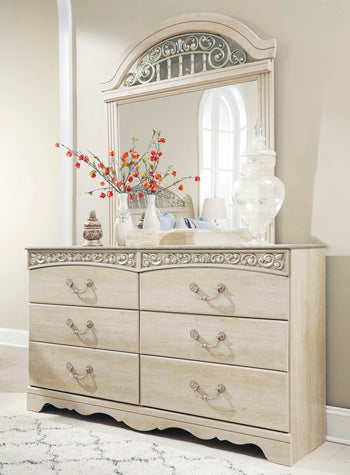 Catalina Signature Design by Ashley Bedroom Mirror