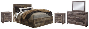 Derekson Benchcraft 7-Piece Bedroom Package