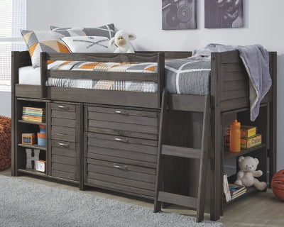 Caitbrook Signature Design by Ashley Bed with Storage Drawer