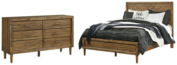 Broshtan Signature Design 4-Piece Bedroom Package