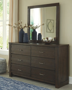 Darbry Signature Design by Ashley Dresser and Mirror