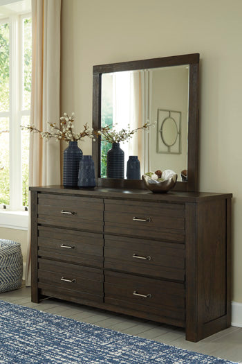 Darbry Signature Design by Ashley Bedroom Mirror