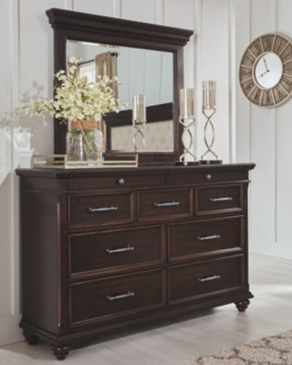 Brynhurst Signature Design by Ashley Dresser and Mirror